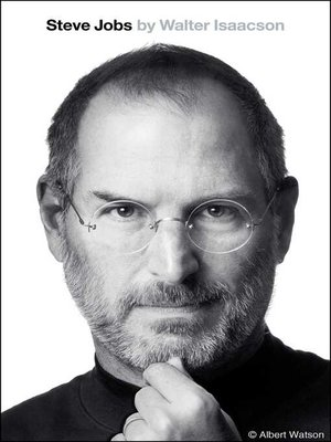 cover image of Steve Jobs